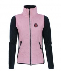 Imperial Riding Sweat Jacke Damen IRH Cozy Star Sale - navy/pink