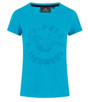HV Polo T-Shirt Leny Cotton mit Elasthan
