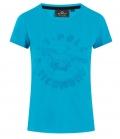 HV Polo T-Shirt Leny Cotton mit Elasthan - türkis
