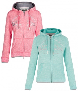 HV Polo Sweat Jacke Lucette Hoody Sale