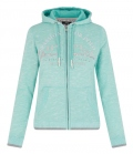 HV Polo Sweat Jacke Lucette Hoody Sale - poolblue