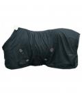 Kentucky Horsewear Stalldecke Cotton Transport Sheet - schwarz