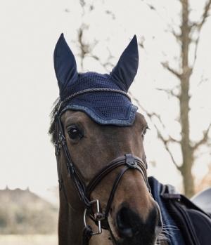 Kentucky Horsewear Fliegenmütze Wellington Glitter Stone