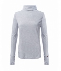 Cavallo Shirt Funktion Active Wool HW´20 Sale - grau-melange