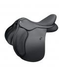 Wintec Sattel Hart 500 VS Improved Pony - schwarz
