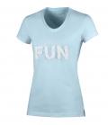 Pikeur T-Shirt Afral FS`21 Sports Collection - aqua