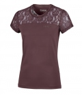 Pikeur Shirt Nava FS`21 Sports Collection - aubergine
