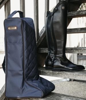 Kentucky Horsewear Stiefeltasche exklusiv FauxFur