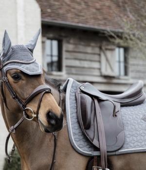 Kentucky Horsewear Schabracke Basic Samt Velvet