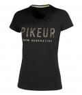 Pikeur T-Shirt Lene FS`21 New Generation - schwarz