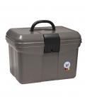 Waldhausen Putzbox aus robustem Kunststoff - anthrazit