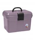 Waldhausen Putzbox aus robustem Kunststoff - 19purple