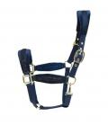 Kentucky Horsewear Halfter Glitter Stone - navy