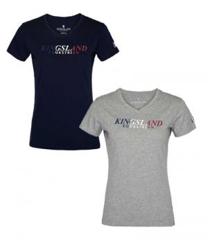 Kingsland T-Shirt Basic KLmoria Ladies 100% Cotton
