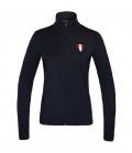 Kingsland Jacke Fleece Jersey KLminta Ladies FS21 - navy