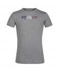 Kingsland T-Shirt Basic KLmorris Youth 100% Cotton - grau