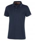 Pikeur Shirt Polo Funktion Herren Finno FS´21 - dunkelblau