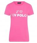 HV Polo T-Shirt Odette FS´21 - fuchsia