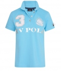 HV Polo Polo Shirt Favouritas Eques FS´21 - aqua blue