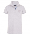 HV Polo Polo Shirt Britain FS´21 - grey-heather