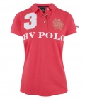 HV Polo Polo Shirt Favouritas Eques Youth FS´21 - fuchsia