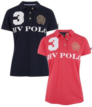HV Polo Polo Shirt Favouritas Eques Youth FS´21