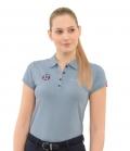 Spooks Polo Shirt Damen Evi FS´21 - dkl.blau