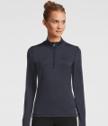 PS of Sweden Shirt Damen Funktion Base Layer Willow - navy