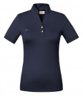 Covalliero Shirt Polo Funktion stretch taillie FS21 - navy