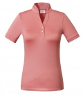 Covalliero Shirt Polo Funktion stretch taillie FS21 - rosa