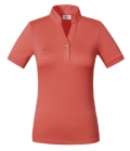 Covalliero Shirt Polo Funktion stretch taillie FS21 - coral