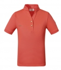 Covalliero Shirt Polo Funktion Youth FS´21 - coral