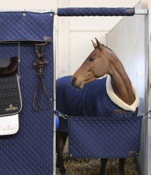 Kentucky Horsewear Kopfschutz Türschutz Pferd