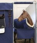 Kentucky Horsewear Kopfschutz Türschutz Pferd - navy