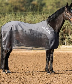 Equine Microtec Multifunktionsdecke Flanell Touch