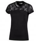 Pikeur Shirt Nava FS`21 Sports Collection - schwarz
