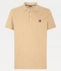 HILFIGER Polo Shirt Equestrian Statement Unisex - khaki