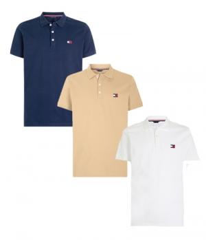 HILFIGER Polo Shirt Equestrian Statement Unisex