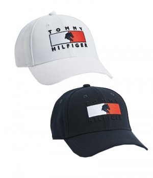 HILFIGER Cap Baseball Equestrian Statement Men