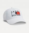 HILFIGER Cap Baseball Equestrian Statement Men - weiß