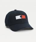 HILFIGER Cap Baseball Equestrian Statement Men - desert sky
