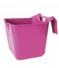 Kerbl Trog HangOn Kunststoff Rechteck 13L - rosa