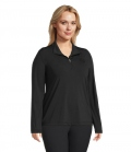 PS of Sweden Base Layer Anna Longsleeve Curvy Line - schwarz