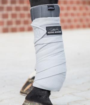 Equine Microtec Bandagen Fleece Classic 4er Set