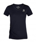 Kingsland T-Shirt KLmelisha Ladies - navy