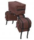 Wildhorn Packtasche 3 in1 Nylon - braun