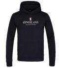 Kingsland Sweat Hoodie Classic Unisex - navy