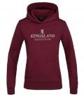 Kingsland Sweat Hoodie Classic Unisex - burgundy