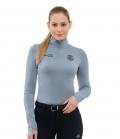 Spooks Shirt Damen Sport Sophie FS´21 - dustyblue