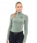 Spooks Shirt Damen Sport Sophie FS´21 - dustygreen